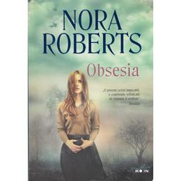 Obsesia - Nora Roberts, editura Litera