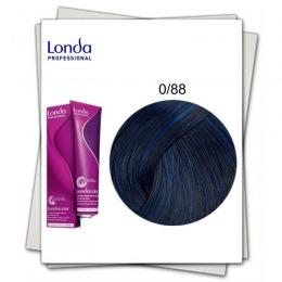 Vopsea Permanenta Mixton - Londa Professional nuanta 0/88 mix albastru perla