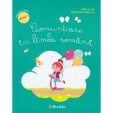 Comunicare in limba romana cls 1 caiet - Mirela Ilie, Marilena Nedelcu, editura Booklet