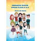 Educatie civica - Clasa a 4-a - Caiet de lucru - A. Grigore, C. Ipate-Toma, Georgeta-M. Crivac, editura Ars Libri