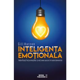 Inteligenta emotionala - Gill Jasson, editura Meteor Press
