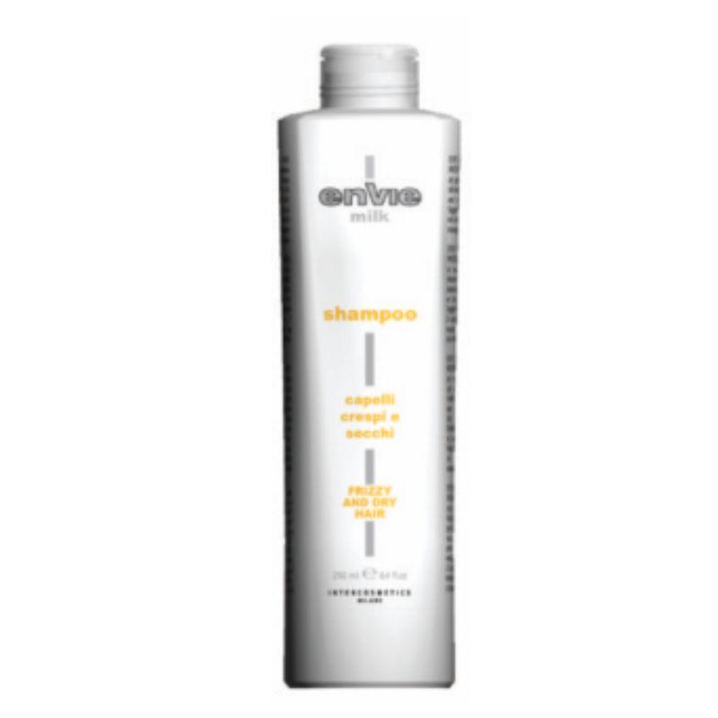 Sampon Hranitor Par Rebel - Envie Milano Milk Protein Shampoo 250 ml imagine