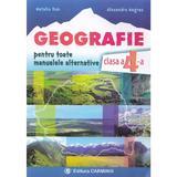 Geografie cls 4 - Natalia Dan, Alexandra Negrea, editura Carminis