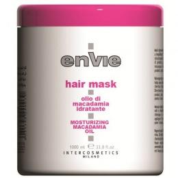 Masca pentru Par Vopsit - Envie Milano Hair Mask Moisturizing Macadamia Oil 1000 ml