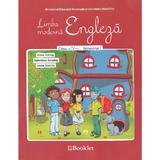 Engleza - Clasa a 4-a - Semestrul 1 + CD - Elena Sticlea, Valentina Barabas, editura Booklet