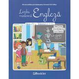 Engleza - Clasa a 4-a - Semestrul 2 + CD - Elena Sticlea, Valentina Barabas, editura Booklet