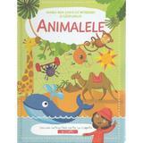 Animalele - Marea mea carte de intrebari si raspunsuri, editura Arc