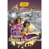 Aladdin si lampa fermecara. Aladdin and His Magic Lamp, editura Steaua Nordului