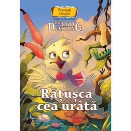 Ratusca cea urata. The Ugly Duckling, editura Steaua Nordului