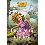Bucle Aurii si ursuletii. Goldilocks and the Three Bears, editura Steaua Nordului
