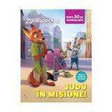 Disney: Zootropolis - Judy in misiune!, editura Litera