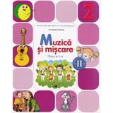 Muzica si miscare cls 2 sem.2 + CD - Irinel Beatrice Nicoara, editura Litera