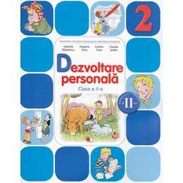 Dezvoltare personala cls 2 sem.2 + CD - Gabriela Barbulescu, Angelica Sima, editura Litera