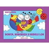 Bobita, Buburuza si rudele lor - Bartos Erika, editura Casa
