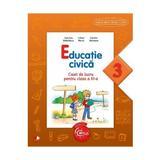 Educatie civica cls 3 caiet - Gabriela Barbulescu, Liliana Mursa, editura Litera