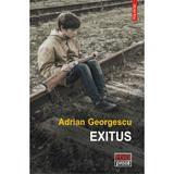 Exitus - Adrian Georgescu, editura Polirom