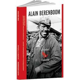 Porumbel a l'italienne - Alain Berenboom, editura Crime Scene Press