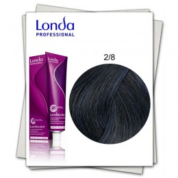 Vopsea Permanenta - Londa Professional nuanta 2/8 negru perlat