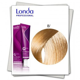 Vopsea Permanenta - Londa Professional nuanta 8/ blond deschis natural