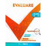 Evaluare cls 4. 15 teste matematica. 16 teste romana - Aurelia Barbulescu, editura Trend