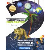 Matematicianul explorator cls 2 - Aurelia Barbulescu, editura Trend