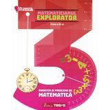 Matematicianul explorator cls 3 - Aurelia Barbulescu, editura Trend