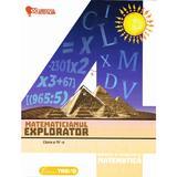 Matematicianul explorator cls 4 - Aurelia Barbulescu, editura Trend