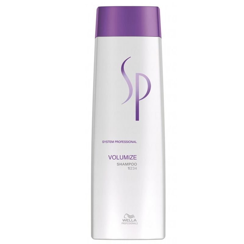 Sampon pentru Volum - Wella SP Volumize Shampoo 250 ml imagine produs