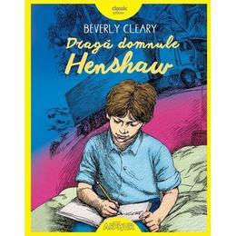 Draga domnule Henshaw - Beverly Cleary, editura Grupul Editorial Art