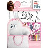 Pets, Colouring set. Set de colorat