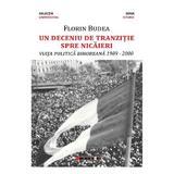 Un deceniu de tranzitie spre nicaieri - Florin Budea, editura Eikon