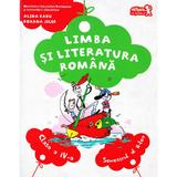 Romana cls 4 sem.2 + CD - Alina Radu, Roxana Jeler, editura Grupul Editorial Art