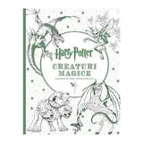 Harry Potter. Creaturi magice - Carte de colorat, editura Grupul Editorial Art