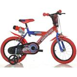 Bicicleta copii 16'' SPIDERMAN - Dino Bikes