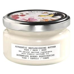 Unt de Ingrijire pentru Corp, Ten si Par - Davines Authentic Replenishing Butter, 200ml
