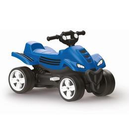 ATV cu pedale - Albastru - Dolu