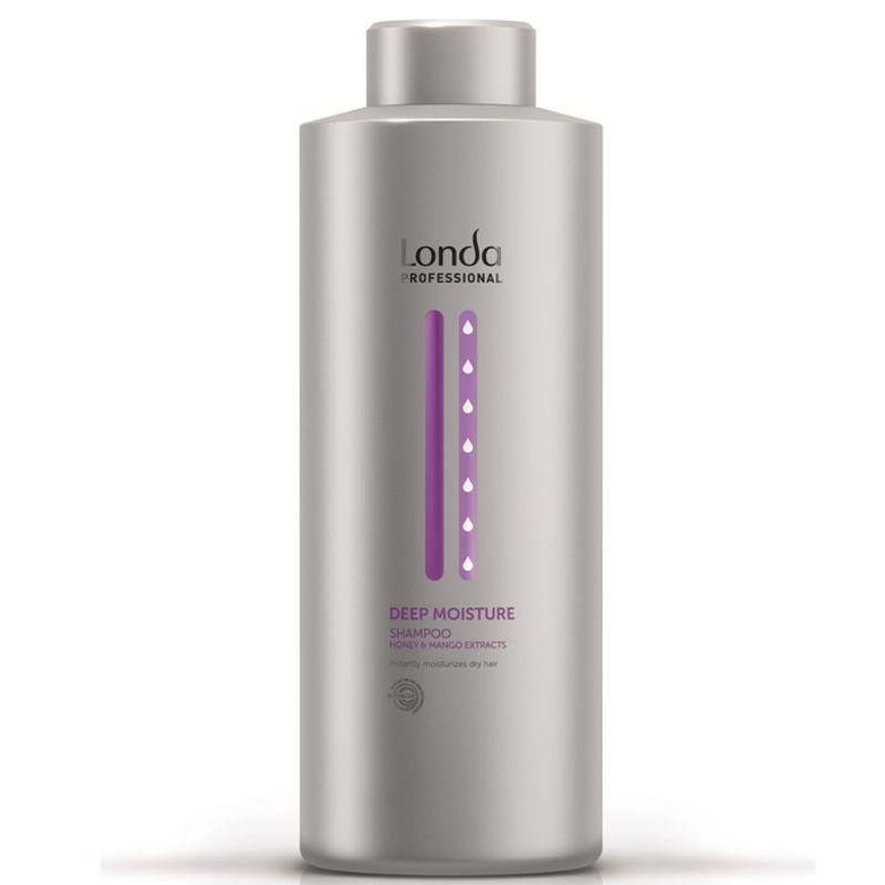 Sampon Intens Hidratant - Londa Professional Deep Moisture Shampoo 1000 ml imagine