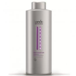 Sampon Intens Hidratant - Londa Professional Deep Moisture Shampoo 1000 ml