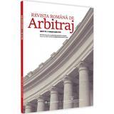 Revista Romana de Arbitraj Nr.1 ianuarie-martie 2019, editura Wolters Kluwer