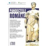 Pandectele romane 1/2019, editura Wolters Kluwer