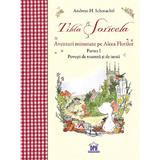 Tilda Soricela. Aventuri minunate pe Aleea Florilor. Partea II: primavara si vara - Andreas H. Schmachtl, editura Didactica Publishing House