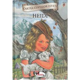 Heidi - Johanna Spyri, editura Aramis