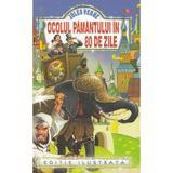 Ocolul pamantului in 80 de zile - Jules Verne, editura Regis