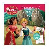 Disney Elena din Avalor - Aventuri in Avalor - Citesc si ma joc!, editura Litera