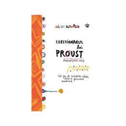 Chestionarul lui Proust - Joanna Neborsky, editura Baroque Books & Arts