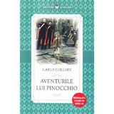 Aventurile lui Pinocchio - Carlo Collodi, editura Litera
