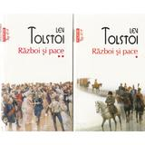 Razboi si pace Vol. 1+2 - Lev Tolstoi, editura Polirom