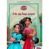 Disney Elena din Avalor - Cele mai bune surori - Carte gigant, editura Litera