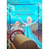 Disney Regatul De Gheata - Dincolo De Mari (carte Gigant), editura Litera