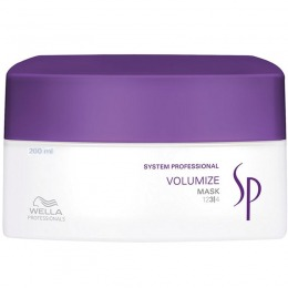 Masca pentru Volum - Wella SP Volumize Mask 200 ml